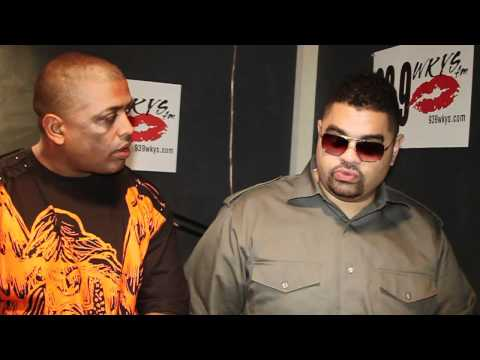 Antonio Interviews Heavy D