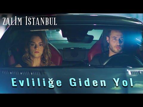 Evliliğe Uzanan Bir Hikaye | Cenk \u0026 Cemre - Zalim İstanbul