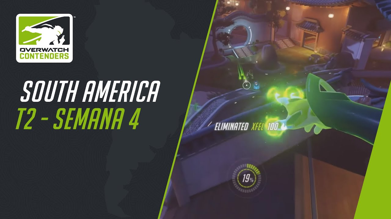 Contenders South America | S2 Temporada Regular | Semana 4