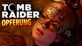 Shadow of the Tomb Raider #051 | Ende - Opferung der Gottheit | Gameplay German Deutsch thumbnail