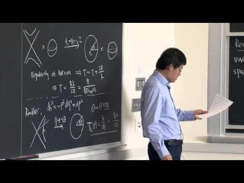 4. Physical Interpretation of Black Hole Temperature