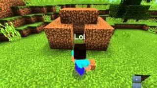 Como trollear a tu amigo en Minecraft PE!
