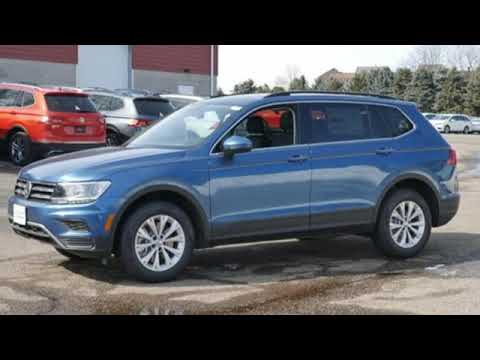 New 2019 Volkswagen Tiguan Saint Paul MN Minneapolis, MN #89990