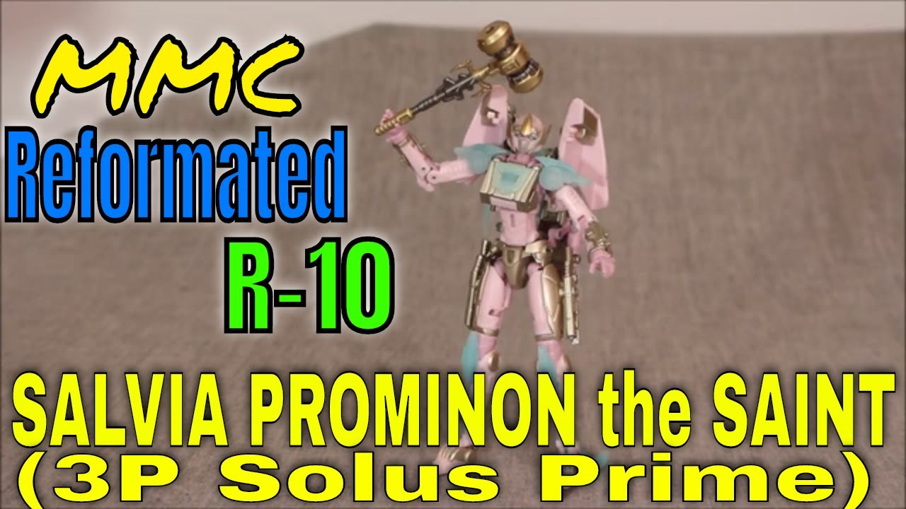 Building a Prime: MMC R-10 Salvia Prominon (3P Solus Prime) By GotBot