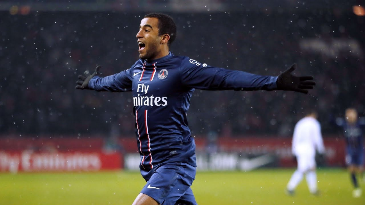 LUCAS MOURA PSG Goals & Skills and Passes