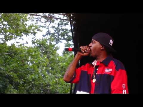 Rakim- My Melody @ Summerstage (Central Park), NYC