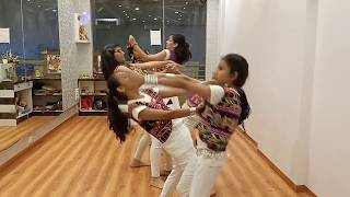 Dholida Garba Dance| partners | new steps | kids | Kundan Dance academy | choreography | Kundan umak