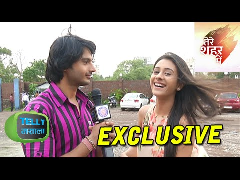 Mantu and Amaya | Compatibility Test | Tere Sheher Mein