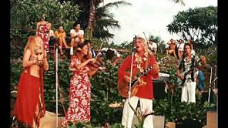 Merrell Fankhauser - We were all free/Garden in the rain