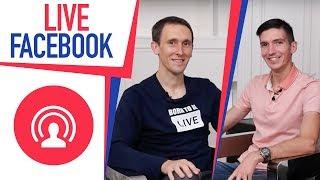 COMMENT faire 1 LIVE FACEBOOK ? Thomas GASIO