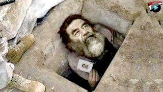 مترجم الجيش الامريكي يكشف اسرار مثيرة عن حفرة العنكبوت وليلة القبض علي صدام حسين