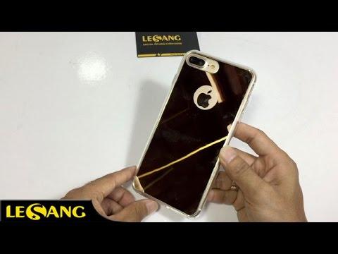 LÊ SANG – Ốp lưng iphone 7 Plus Ringke Mirror tráng gương cao cấp từ Mỹ