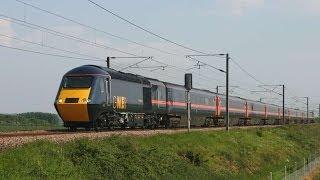 #45. Поезда Великобритании (потрясающее видео)(Самая большая коллекция поездов мира. Здесь представлена огромная подборка фотографий как современного..., 2014-08-28T18:38:45.000Z)