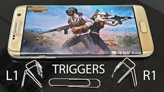 how to make - PUBG and Fortnite triggers мобильные триггеры モバイルトリガー 모바일 트리거 disparadores móviles 2 thumbnail