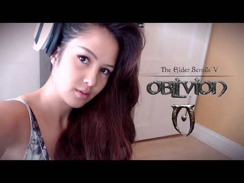 Elder Scrolls OBLIVION | Streaming from my New York AirBnB | Come Say Hello! :)