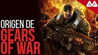 Historia de Gears of War | Nacimiento de la franquicia ft. KrlosZCGO