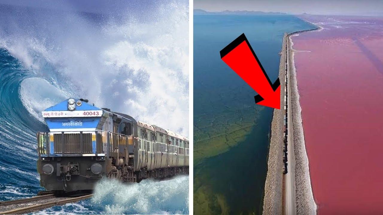 10 ทางรถไฟที่ต้องถามใจคุณดูก่อนว่า  อยากลองนั่งสายไหนดีคะ