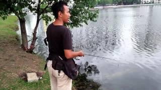 Suasana Tasik Subang Jaya