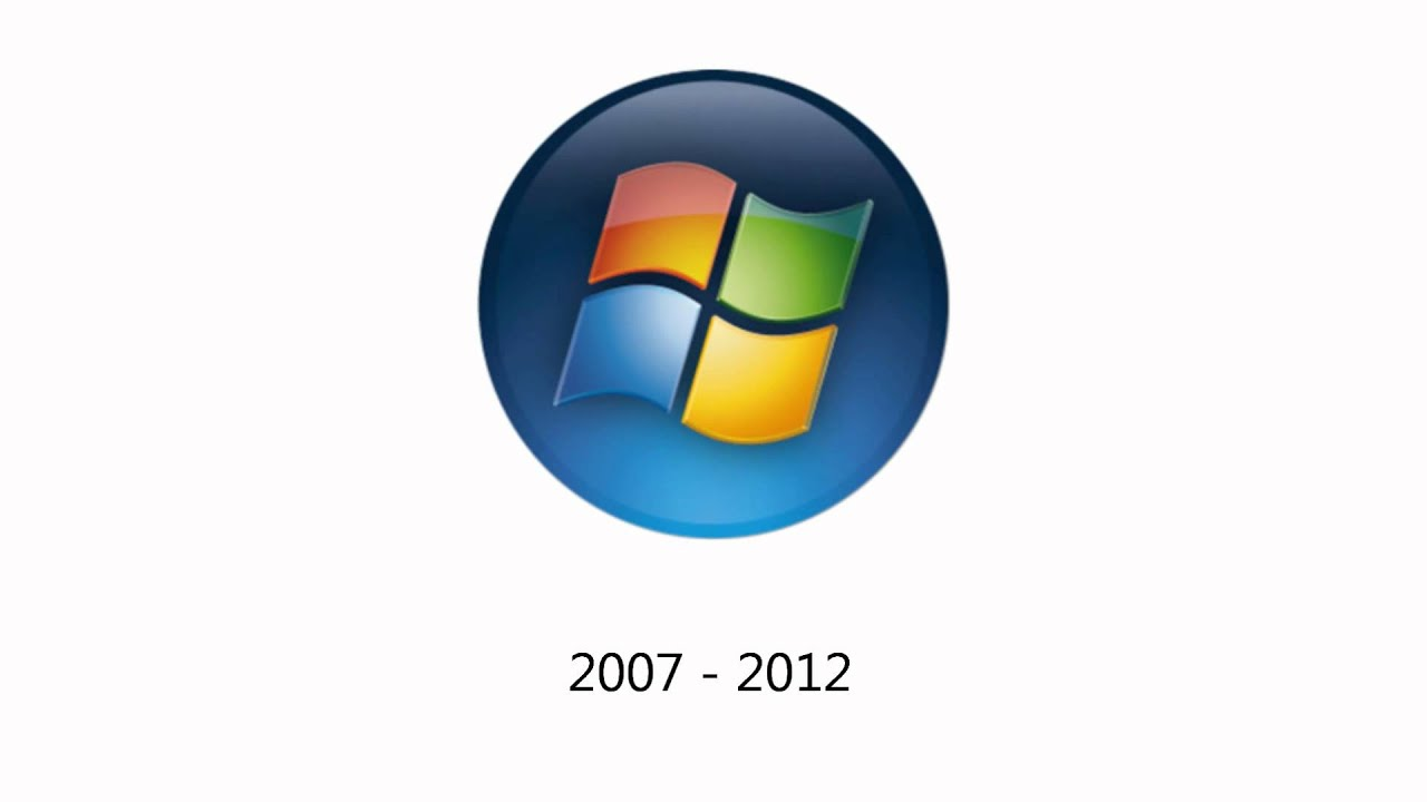 Microsoft windows logo evolution youtube for What is microsoft windows