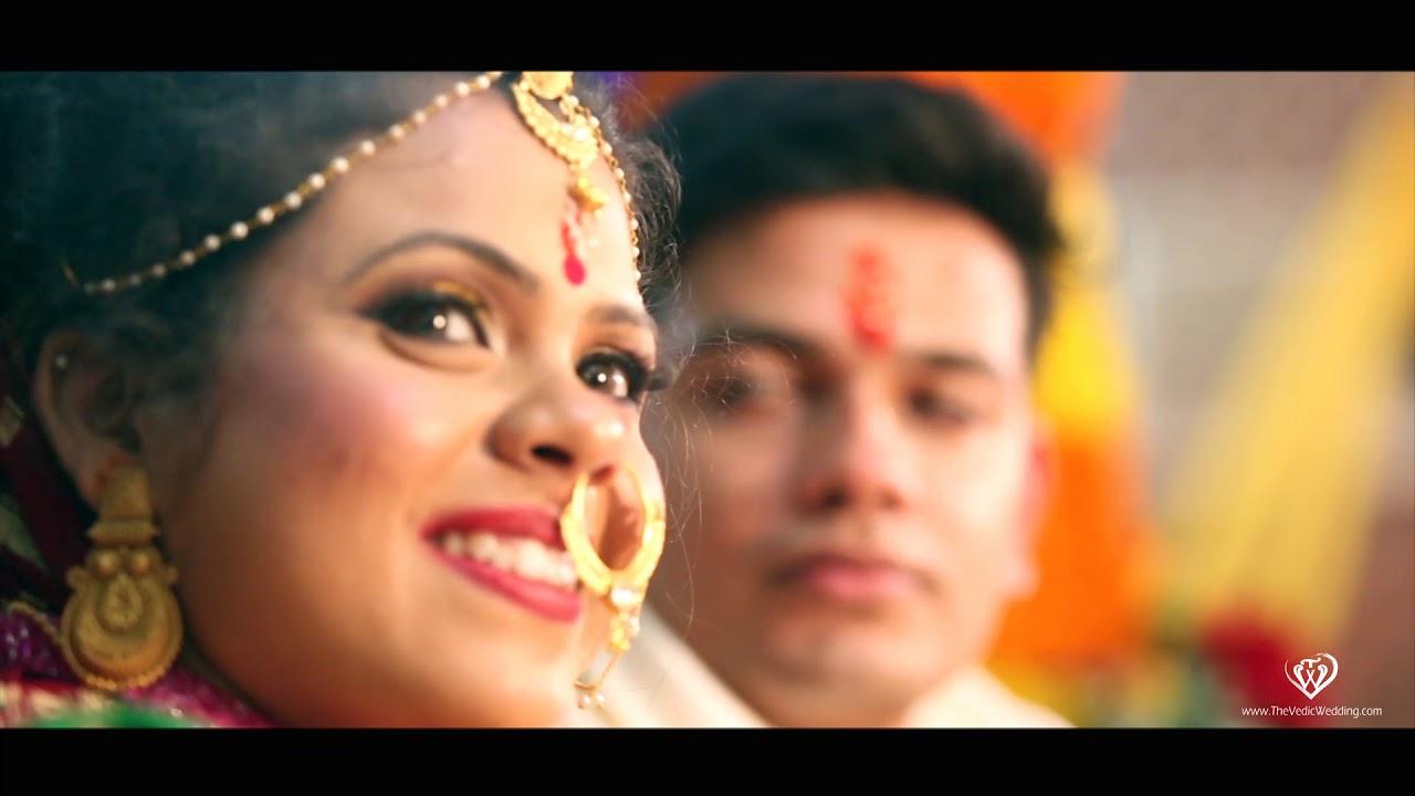 Purabi & Deval Wedding Teaser 2017