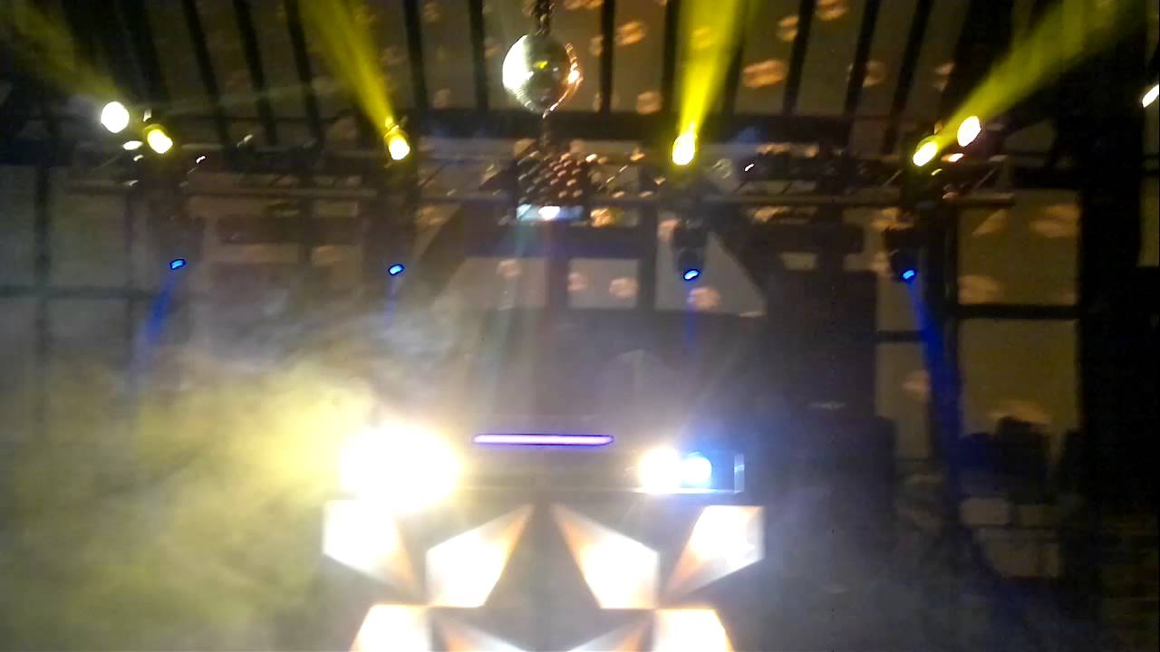 Retro 70 S Amp 80 S Disco Lighting Set Up Omega Disco