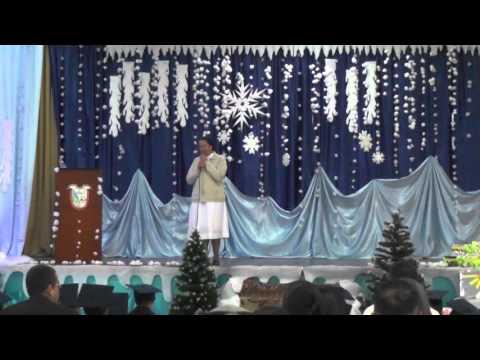 Ceremonia De Graduación Preescolar 2015 Youtube