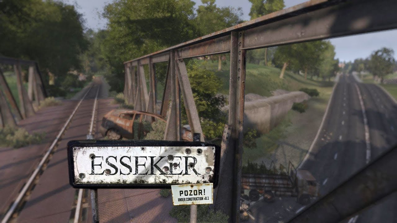 Arma New Map Esseker Looks Like The Last Of Us YouTube - The last of us new maps