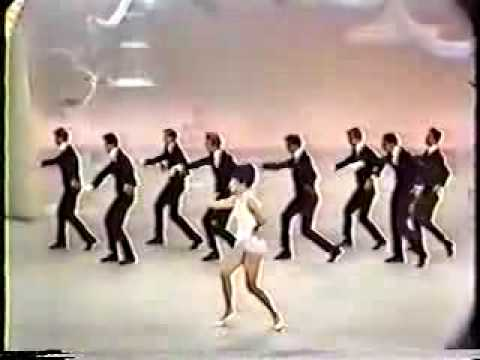 """Chita Rivera performs """"Blue"""" on the Hollywood Palace"""