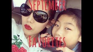September Favorites(ใช้แล้วชอบกันยายน) Thumbnail