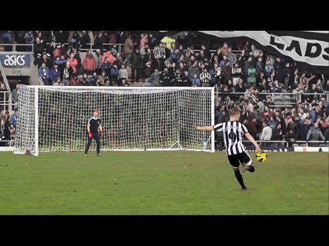 Scoring Shearer's UNBELIEVABLE Famous Volley | Perfect Recreations #2