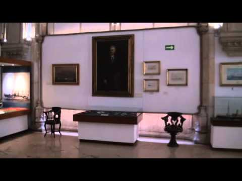 MUSEU DA MARINHA . LISBON MARITIME MUSEUM - DOMINGOS SILVA V