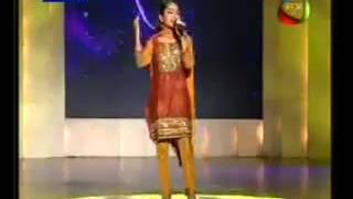 Sonia Sharma Song Apne to Apne hote hai in Mahua Channel   YouTube