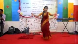 Download Video Akashe batashe chol sathi ure jai chol dana mele Dance performance ✪Nobin Boron 2014,SBI dept  DU MP3 3GP MP4