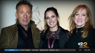 Bruce Springsteen's Daughter To Compete In Tokyo Olympics