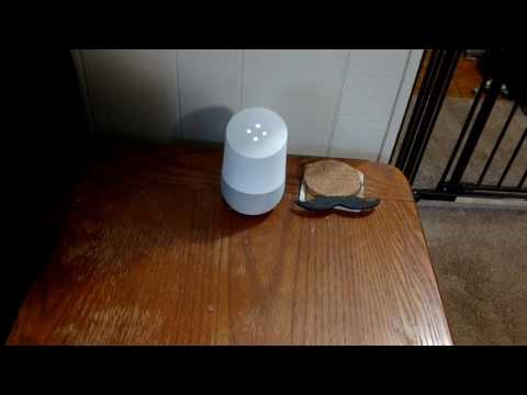 Ordering Domino's Pizza With Google Home