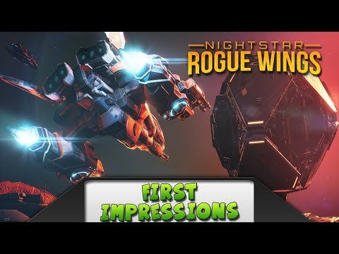 Early Bird Special - NIGHTSTAR: Rogue Wings [First Impressions]