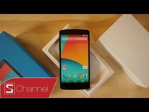 Schannel - Đánh giá Nexus 5: Màn hình đẹp, cấu hình mạnh, camera khá, pin trung bình - CellphoneS