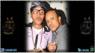 Vybz Kartel & Tommy Lee - Betray Di Gaza Boss (Zj Chrome Exclusive) September 2012