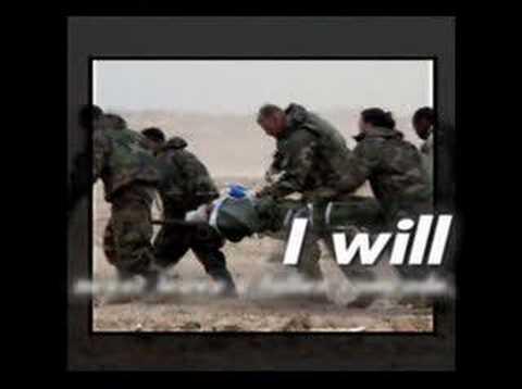 Army Warrior Ethos