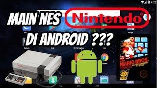 Cara Main NES Nintendo Di Android, Tutorial Lengkap