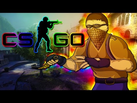 CSGO - I'M ON HIS HEAD!! (Counter Strike: Funny Moments and Fails!) KYR SP33DY