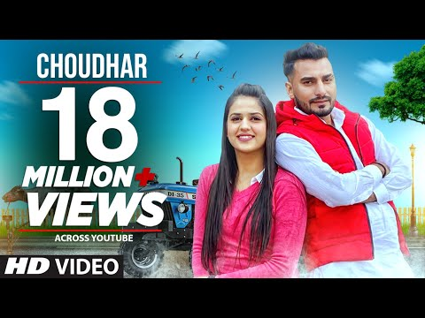 Choudhar New Haryanvi Video Song 2020 Raju Punjabi Feat. Binder Danoda, Pranjal Dahiya