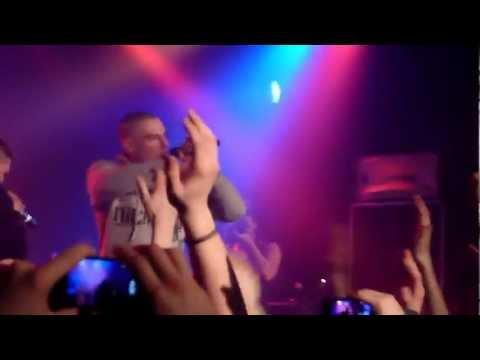 Vega - König heut' RMX ft. Bosca, Timeless, Johnny Pepp *LIVE* Frankfurt 16.2.13