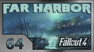 Fallout 4. Прохождение 64 . Память ДиМА . 9 Far Harbor DLC
