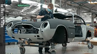 Aston Martin DB5 Production – James Bond 'Goldfinger' Continuation Cars