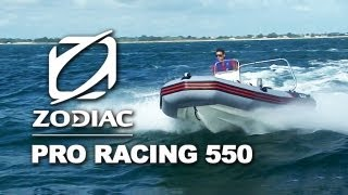 Zodiac Pro Racing 550 | Rigid Inflatable Boats (RIB)