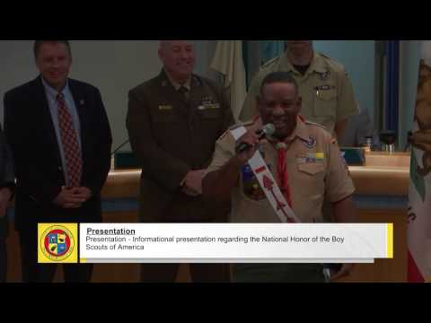 Oceanside City Council Meeting - October 12, 2016 Part 2