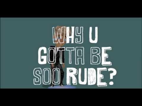 Magic! - Rude -Msp Music Video ❤