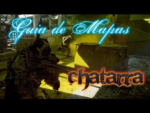Guia de mapas -  Chatarra - Battlefield 3