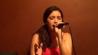 Rachel Gomez Sings You Lost Me by Christina Aguilera